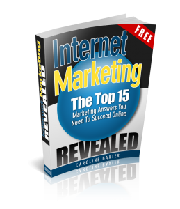 Internet Marketing Revealed Book Cover