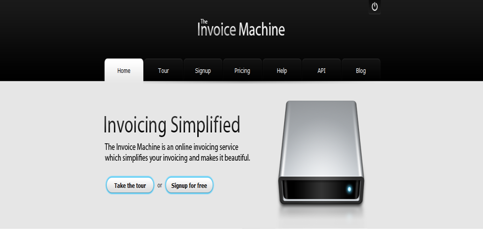 The Invoice Machine